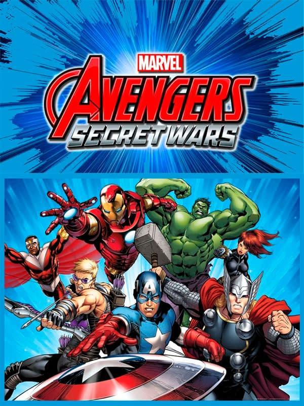 Motivo Avengers 04 Oba Design - Corporacion OBA, c.a.