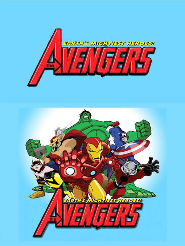 Motivo Avengers 03 Oba Design - Corporacion OBA, c.a.